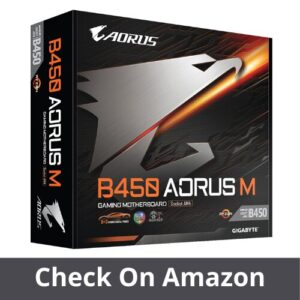 Gigabyte B450 AORUS M Review & Specifications
